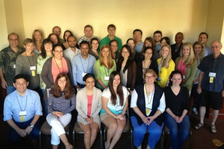 Participants and staff at the 2013 ASM Kadner Institute